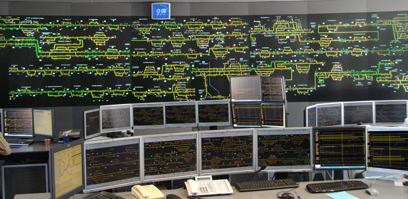 Railway Signalling And On Board Equipment Caf