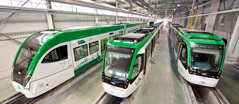 Urbos The Most Innovative Generation Of Caf Trams And