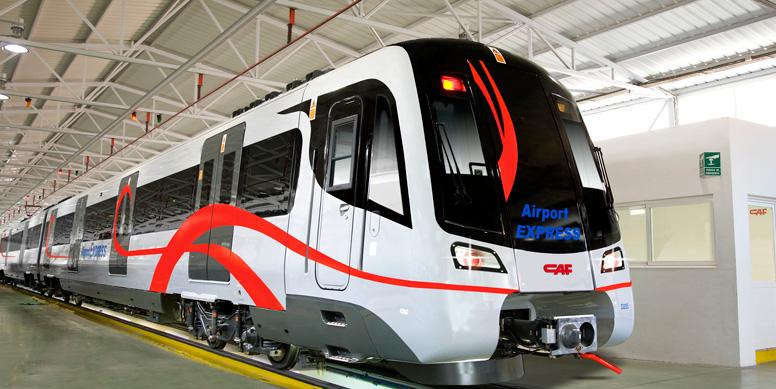 CAF-Construcciones y Auxiliar de Ferrocarriles, your railway