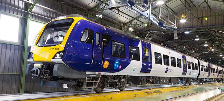 Regional train Civity Arriva UK