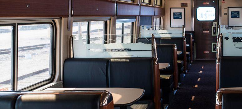 Viewliner 2 Amtrak Passenger Cars