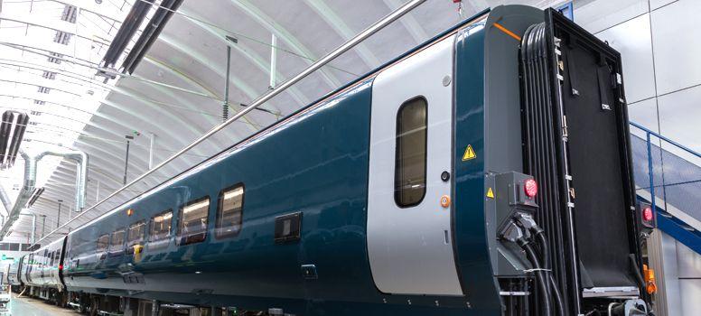 Caledonian Sleeper Passenger Coaches