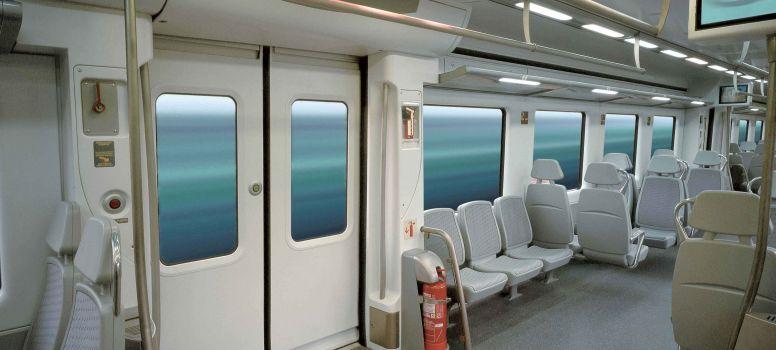 Commuter Train Civia Renfe